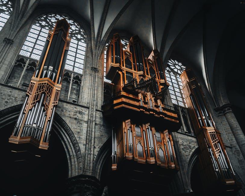 Orgaandonaties en kerk-orgaanleningen